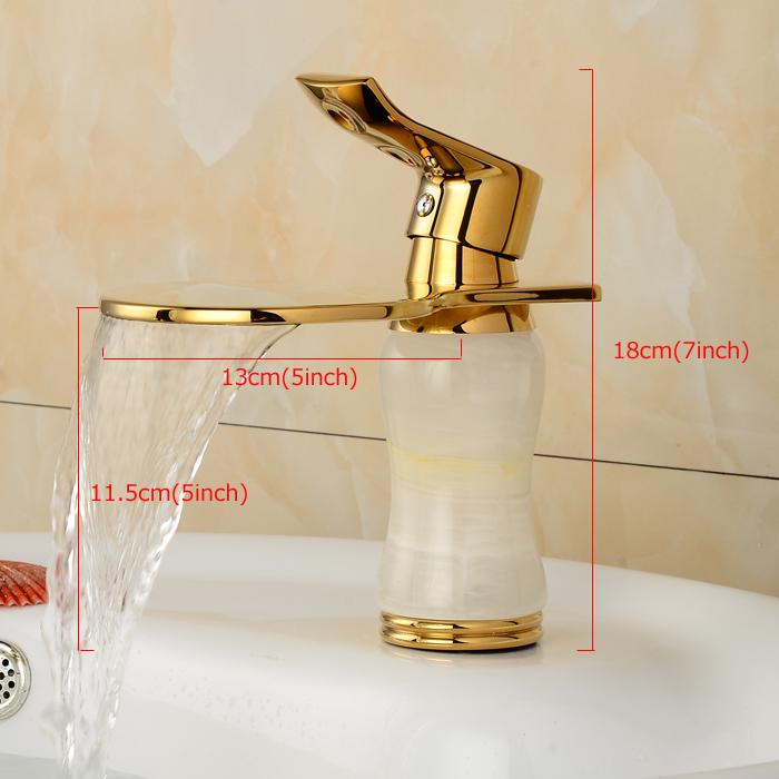 (EU Lager)Waschtischarmatur Modern Einhandmischer